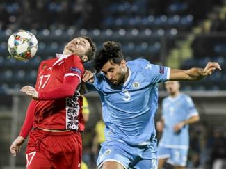 Allo Stadium di San Marino la Moldavia si impone 1-0