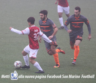 Tre Fiori vs Folgore 0-3
