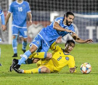 San Marino - Kazakhstan 1-3
