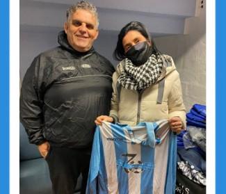 Bonfiglioli: «Benuzzi conosce la Serie D meglio di chiunque altro»