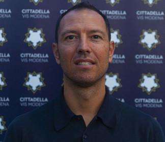 Cittadella Vis Modena: intervista al direttore tecnico Federico Pecorari