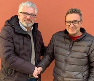 Gianluca StambazzI è il nuovo direttore generale della Sangiustese