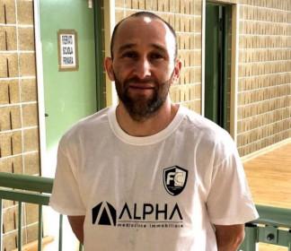 Futsal Cesena: prima intervista in bianco-nero per Igor Vignoli