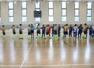 Nell'ultima di coppa arriva la prima vittoria per il Modena Calcio a 5