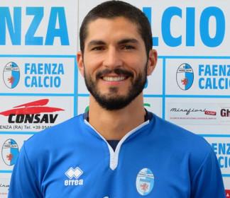 Leonardo Cisterni, punta del Faenza