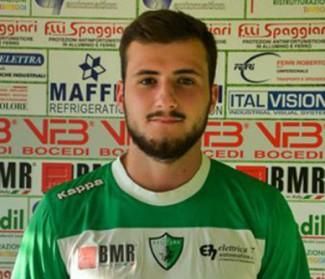 Un altro rinnovo per l'Arcetana: resta anche il centrocampista Alessio Leoncelli