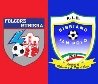 Domenica Folgore Rubiera San Fao vs Bibbiano San Polo.