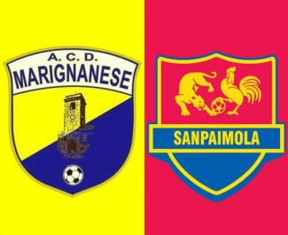 Coppa - Marignanes vs SanpaImola 0-1