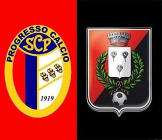 Progresso vs Fiorenzuola 1-4