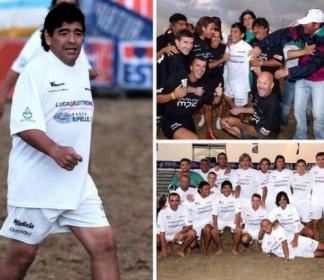 Da Cesena a Cervia, quel legame particolare tra Maradona e la Romagna