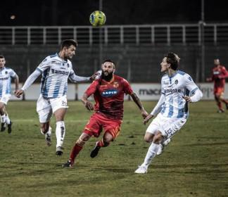 Ravenna Football Club 1913 - Albinoleffe: 0-1