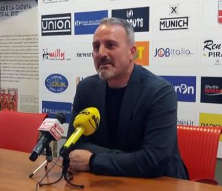 Rimini vs Virtus Verona, la vigilia di mister Petrone