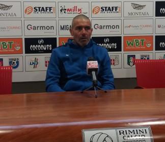 Rimini FC: Grazie di tutto mister Righetti