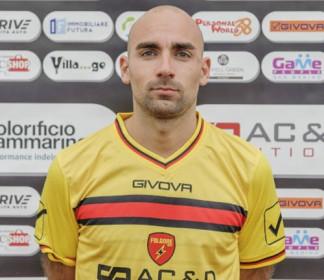 Roberto Rosini è un giocatore della Folgore