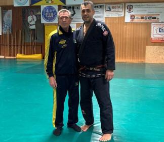 """Christian Poletti: """"il tatami è una scuola di vita"""""""