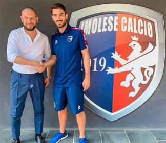 Stefano Padovan è un nuovo calciatore dell'imolese