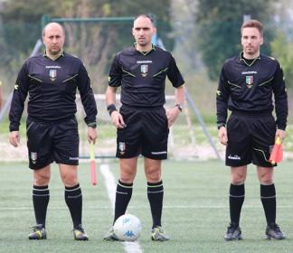 Eccellenza  -  Le terne arbitrali designate per le gare del 22 Aprile