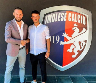 Tommaso Tentoni è un nuovo calciatore dell'imolese