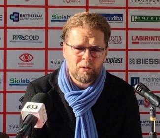 Il saluto di Vlado Borozan: Ringrazio tutti, vi mando un grande abbraccio