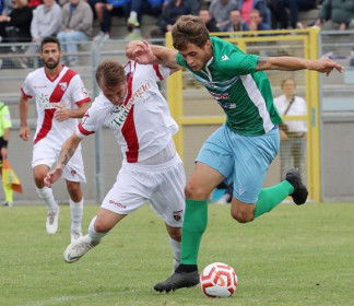 Vigor Carpaneto vs Mantova 1-3