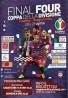 Luparense-Maritime e Kaos-Italservice: ecco le semifinali della F4 al PalaBigi