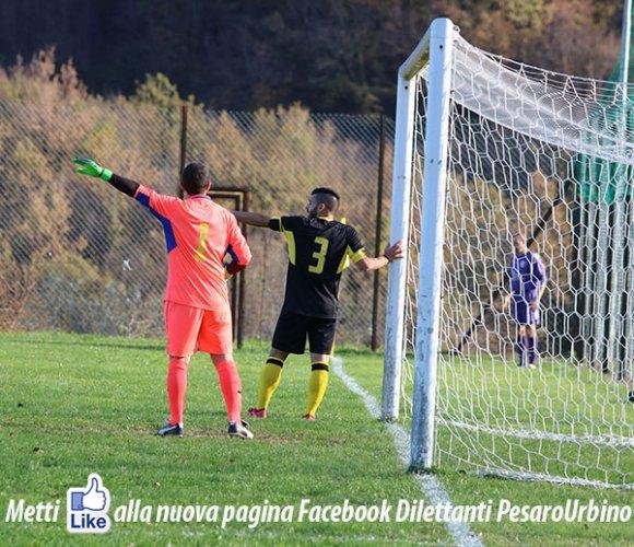 Real Altofoglia - Vis Canavaccio 4-0