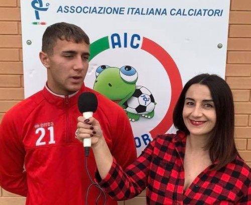 Intervista ad Alessio Palladini (Sangiustese)