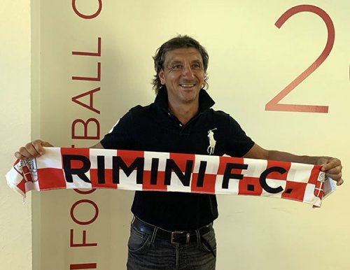 L'organigramma degli allenatori del settore giovanile del Rimini FC