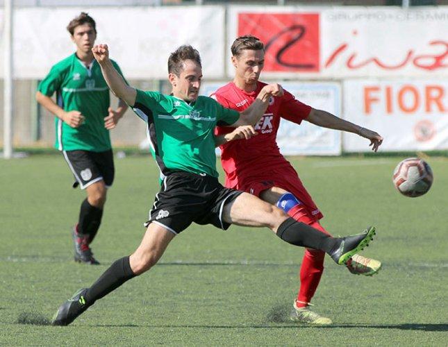 Coppa - Junior Fiorano vs Corlo 3-2