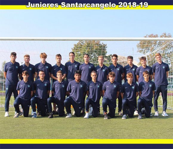 Juniores - Santarcangelo – Savignanese 3-1