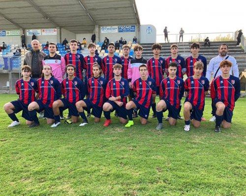 Cuprense vs Sangiustese 3-0