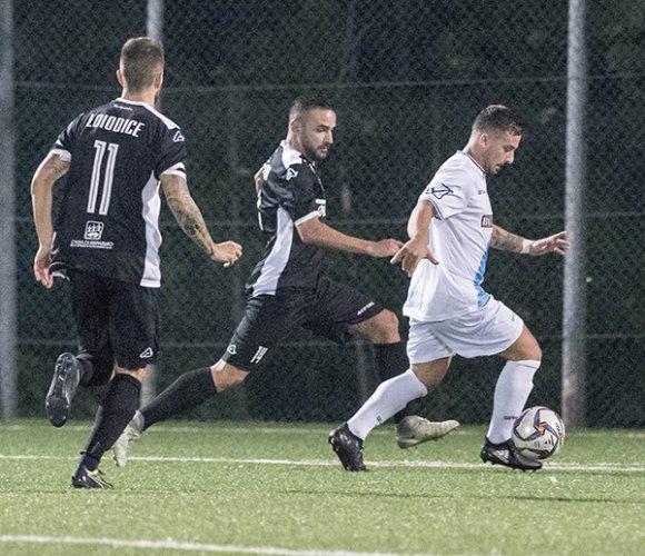 Tre Penne vs  San Giovanni 5-0