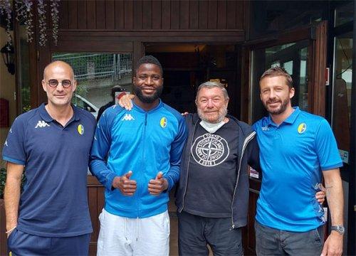 Modena FC, ingaggiato Roberto Ogunseye