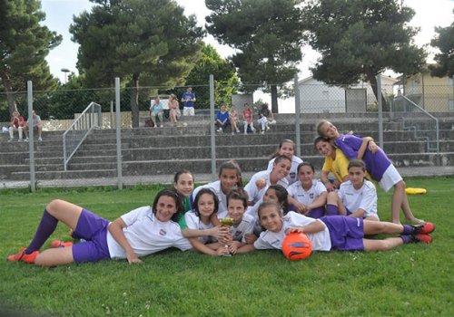 Boca Girl, Scuola Calcio in crescita
