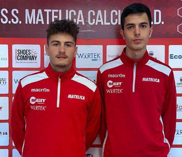 Under17 Matelica: intervista doppia a Lattanzi e Marcolini