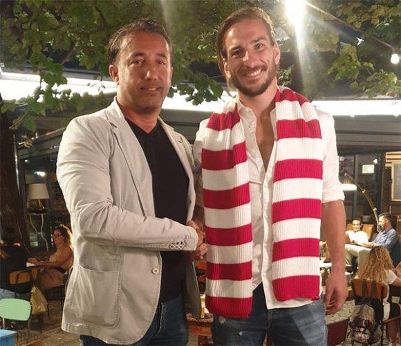 Alessandro Lazzerini è un giocatore del Carpena