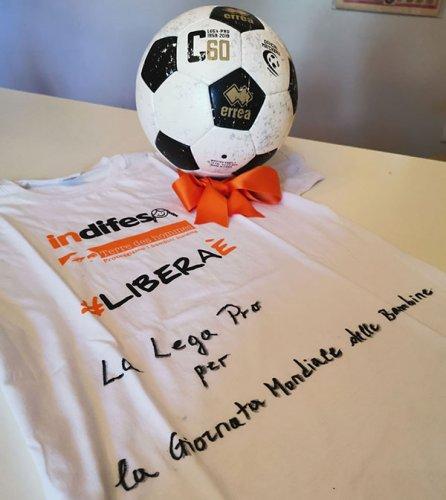 La Lega Pro aderisce alla Giornata Mondiale dei diritti delle bambine e delle ragazze