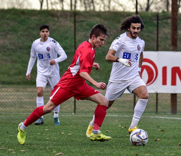 Pavia-Lentigione 0-0