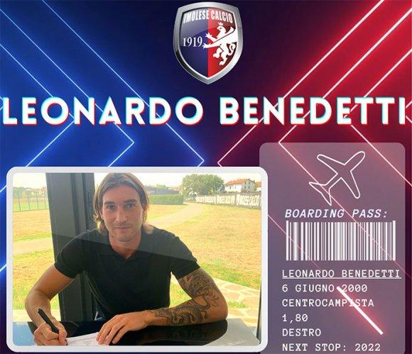 Imolese: Leonardo Benedetti in prestito dalla Sampdoria
