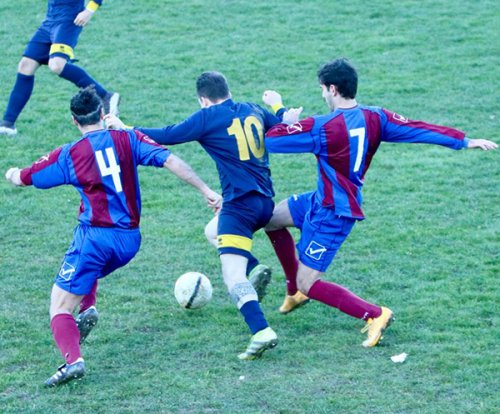 Levizzano Baiso vs Mutina Sport 0-1
