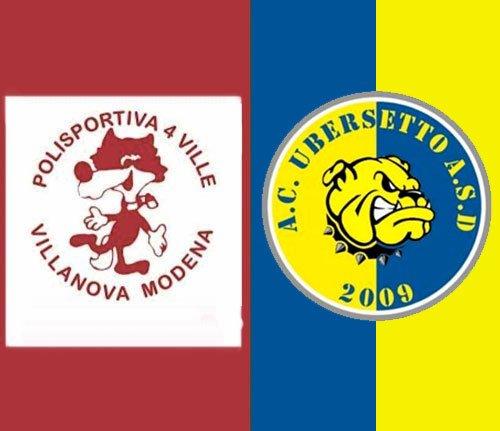 Pol. 4 Ville vs Ubersetto 2-2