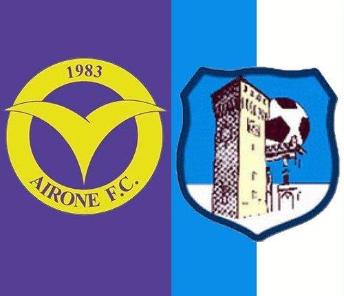 Coppa - Airone vs Castelnuovo 2-1