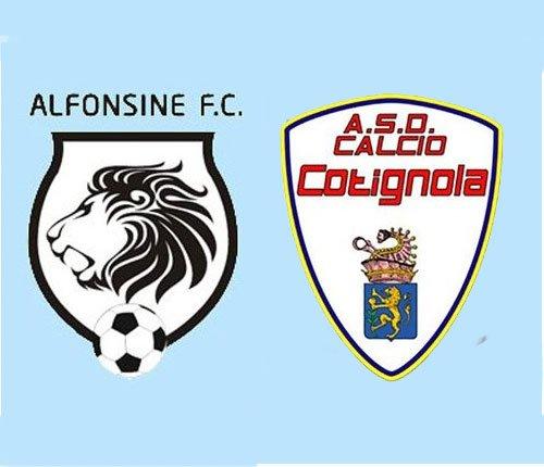 Alfonsine vs Cotignola 4-3
