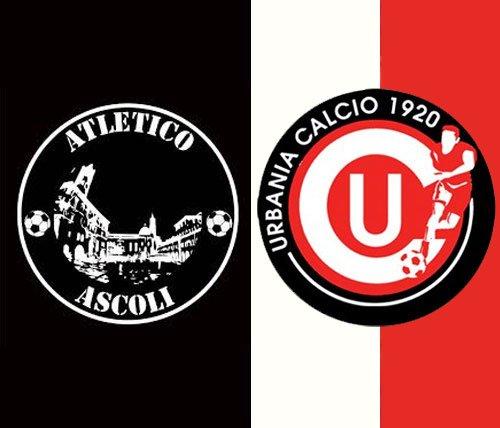 Atletico Ascoli vs Urbania 0-0