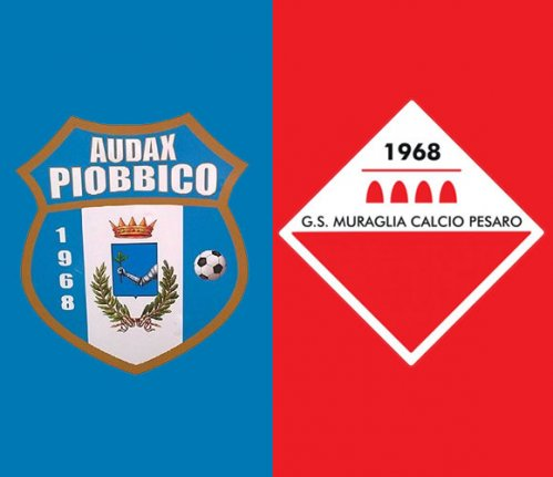 Audax Piobbico vs Muraglia 1-0