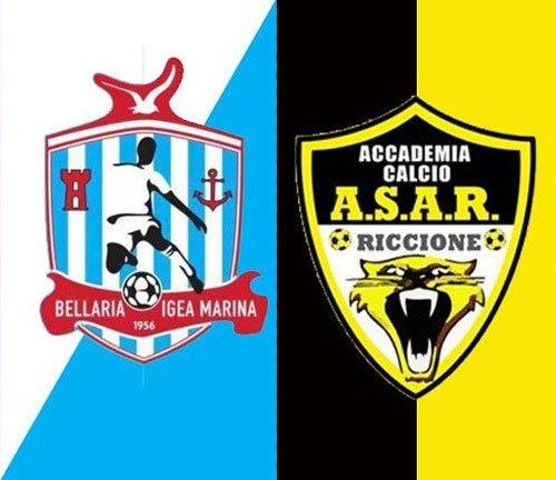 Bellaria Igea Marina vs ASAR 0-3