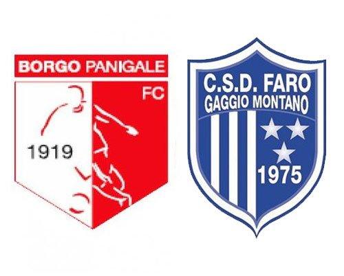 Faro Gaggio vs Borgo Panigale 6-0