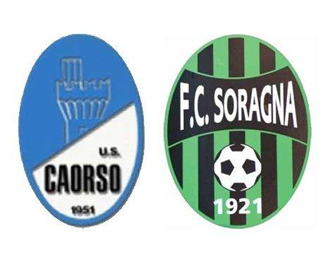 Caorso vs Soragna 2-1