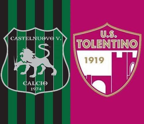 Pregara Castelnuovo Vomano vs Tolentino