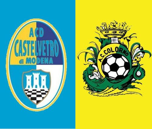 Castelvetro vs Colorano 1-3